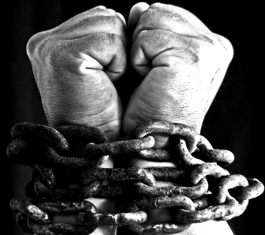 bound-with-chains